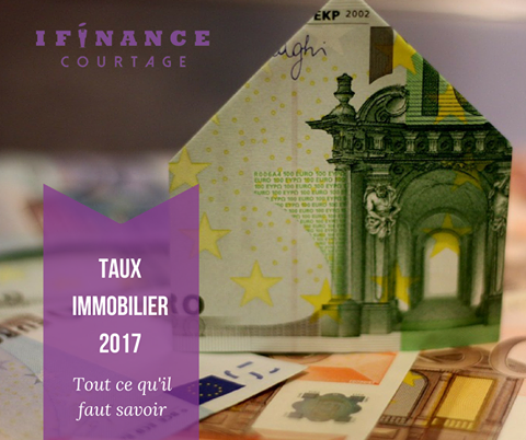 taux immobilier 2017