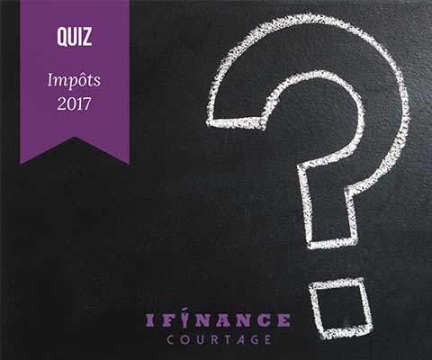 ifinance courtage impôts 2017